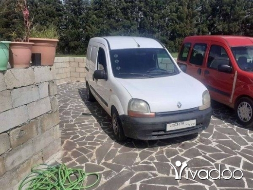 Renault in Wadih Khaled - كونغو موديل ٢٠٠٠