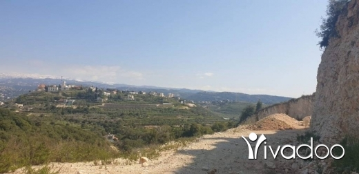 Land in Batroun - L07753- Land for Sale in Aabrine - Batroun With Lovely View - Banker's Check!