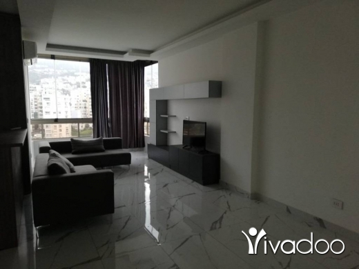 Apartments in Jdeideh - L07733- Cozy Furnished Modern Apartment for Sale in Jdeideh with a Lovely View - Cash