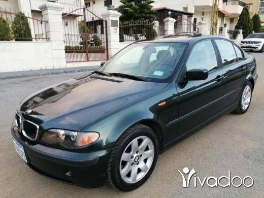 BMW in Ardeh - 325 mod 2003