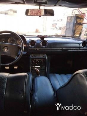 Mercedes-Benz in Akkar el-Atika - لف ٢٠٠ انقاض ٢٠٢١