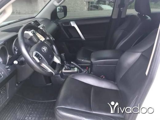 Toyota in Zgharta - Prado 2014 BUMC Source