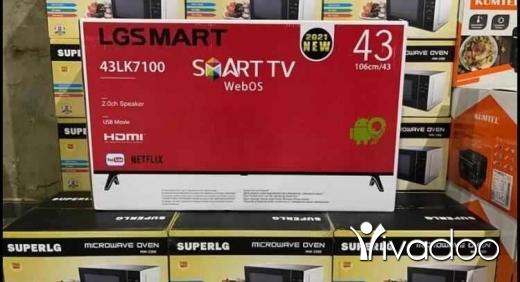 TV, DVD, Blu-Ray & Videos in Chiyah - شاشة LG SMART