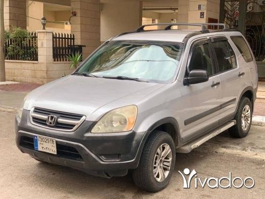 Honda in Haret Hreik - CRV. 2002