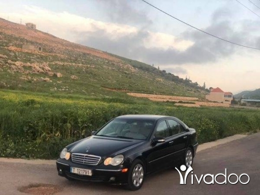 Mercedes-Benz in Nabatyeh - C240 2005