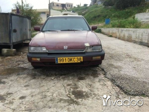 Honda in Akkar el-Atika - Honda accord 88