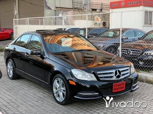 Mercedes-Benz in Tripoli - Mercedes Benz c300 2013