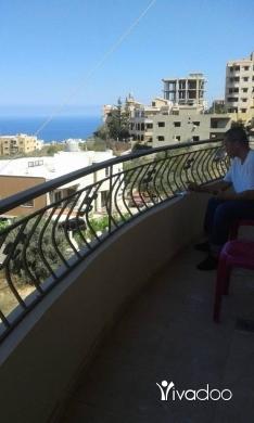 Apartments in Saida - شقة للبيع في جدرا كاشفة بحر