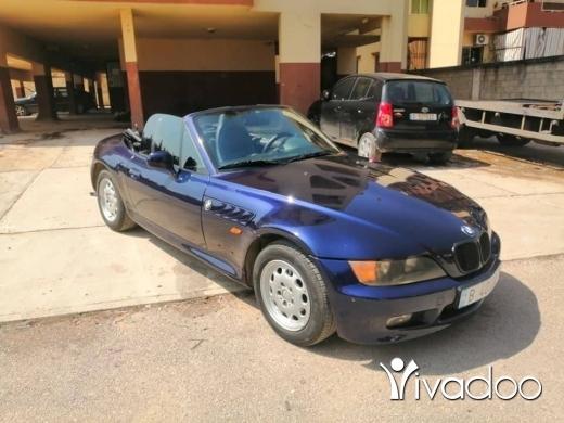 BMW in Tripoli - Z3 Model 98