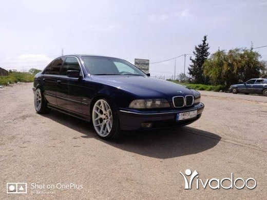 BMW in Tripoli - BMW 528i