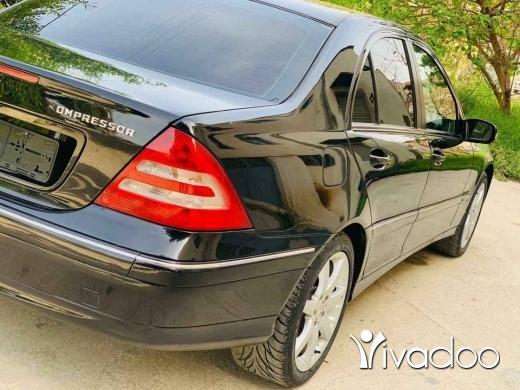 Mercedes-Benz in Tripoli - c 180