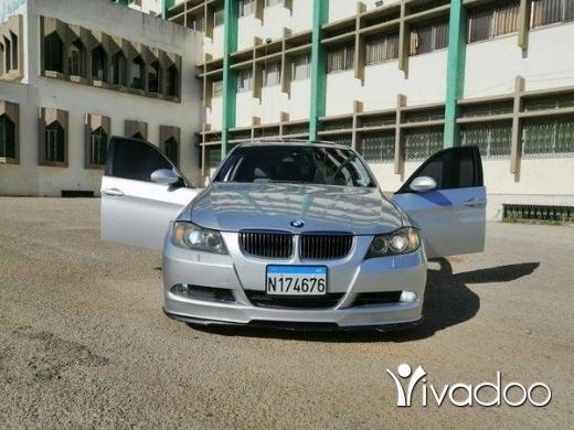 BMW in Tripoli - 325  BmE90