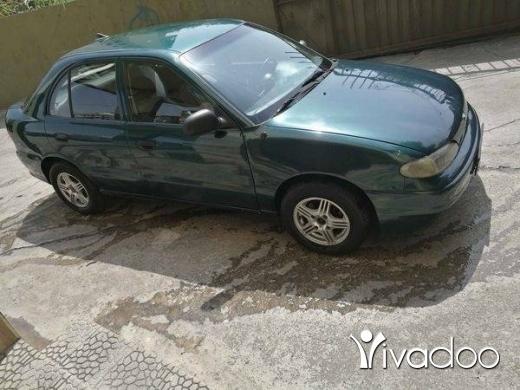 Hyundai in Tripoli - هونداي اكسنت
