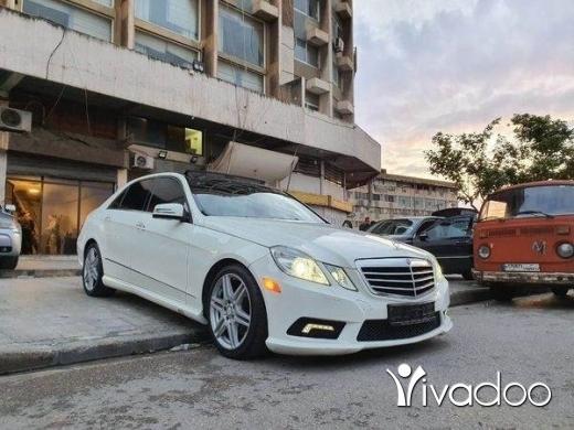 Mercedes-Benz in Tripoli - E211 model 2010