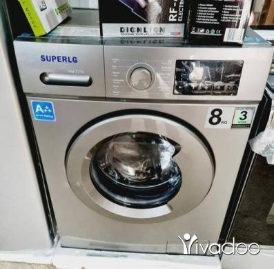 Appliances in Beirut City - غساله سبر ال جي 8k