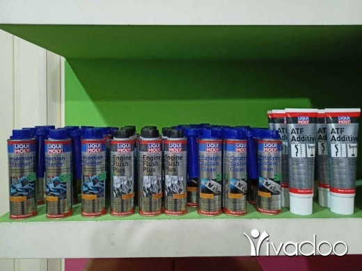 Car Parts & Accessories in Beit El Din - LIQUI MOLY (( ORIGINAL )) made in germany