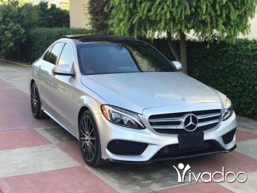 Mercedes-Benz in Tripoli - C300 Model 2015 Special Edition