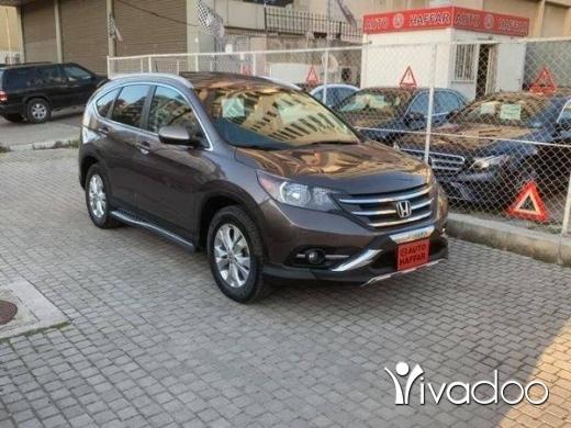 Honda in Tripoli - CR-V 2013 EXL