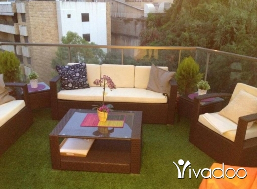 Apartments in Hazmieh - A 191 m2 apartment with a terrace for sale in Hazmieh