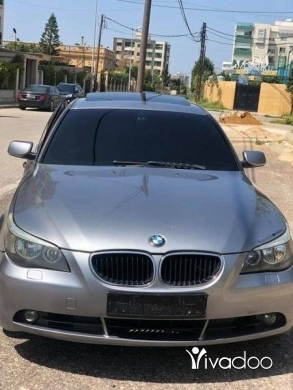 BMW in Tripoli - Bmw 525