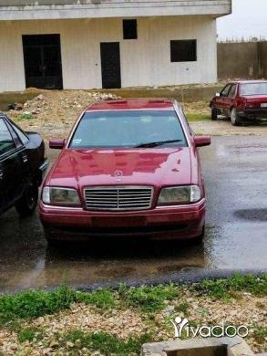 Mercedes-Benz in Tripoli - C180 95 look 2000