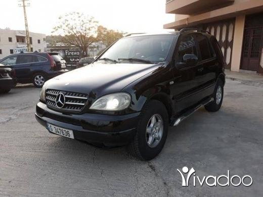 Mercedes-Benz in Zgharta - Ml 320 model 2001 khare2 nadafe
