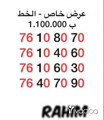 Phones, Mobile Phones & Telecoms in Beirut City - Alfa recharge