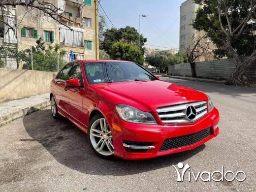 Mercedes-Benz in Beirut City - Mercedes c250 2013