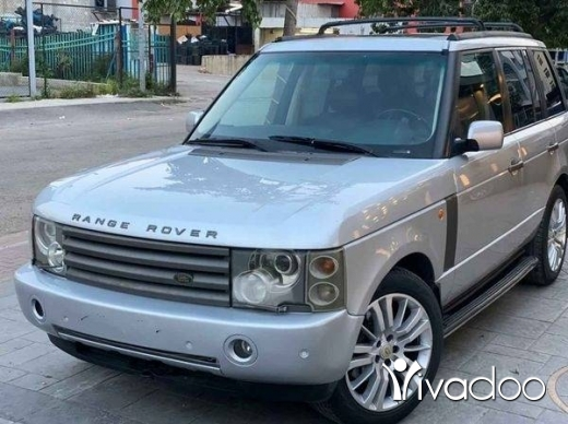 Rover in Beirut City - Range rover