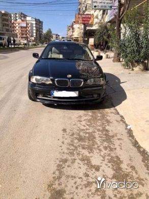 BMW in Tripoli - BMW new boy 330