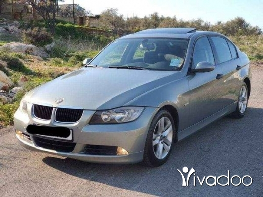 BMW in Tripoli - Bmw 320