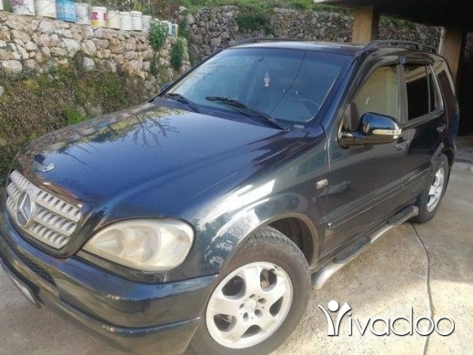 Mercedes-Benz in Sir Denniyeh - جيب مرسيدس  موديل  99(ml320)