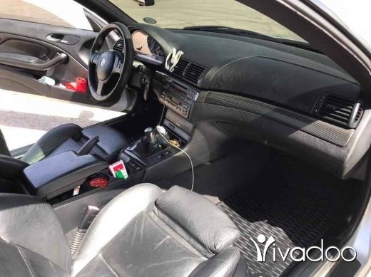 BMW in Saida - Bmw 330 model 2002 syara ba3da kayan cherki mawjod fiha headers sportbakej tel 70780802