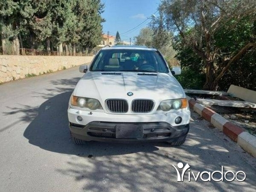 BMW in Sour - X5 2003