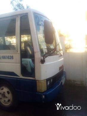 Vans, Trucks & Plant in Zgharta - Nissan Bus