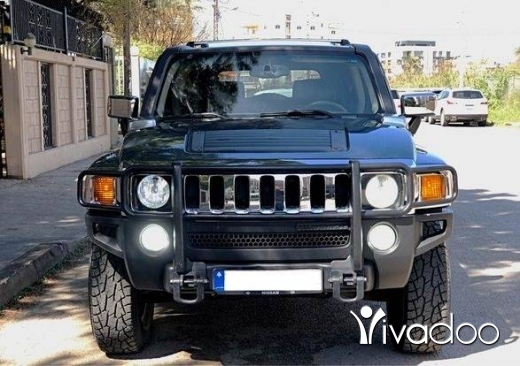 Hummer in Tripoli - Hummer  H3