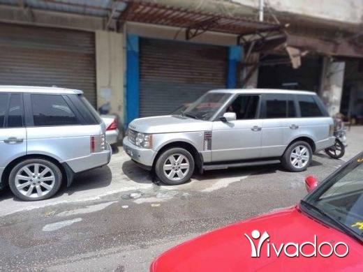 Rover in Saida - روفر عدد ٢ موديل ٢٠٠٣ .٢٠٠٤