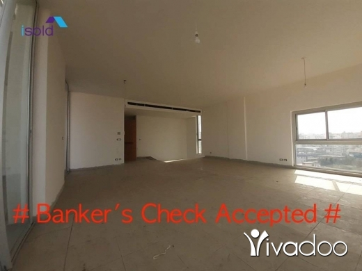 Apartments in Manara - A 450 m2 duplex apartment with a terrace and a panoramic sea view for sale in Riyad el solh