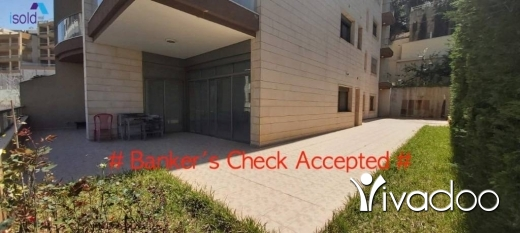 Apartments in Mtaileb - A 270 m2 apartment with a terrace for sale in Mtayleb