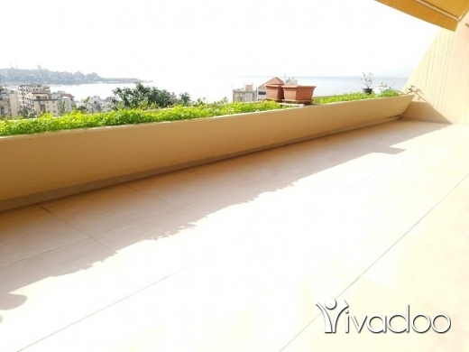 Apartments in Adma - L07475- An Amazing Apartment for Sale in Sahel Alma with open Sea and Mountain view