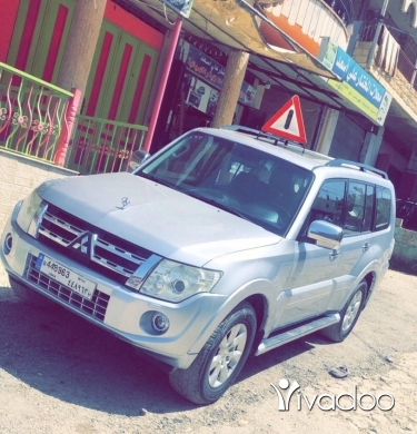 Mitsubishi in Abdeh - برج العرب مفرق برقايل