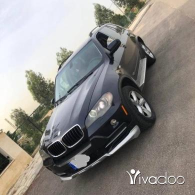BMW in Beirut City - X5 2007 v6 70/961110