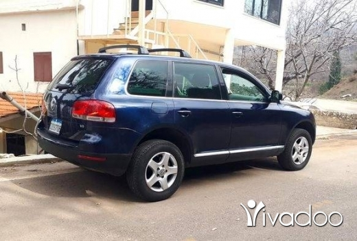 Volkswagen in Safra - Vw touareg 2005 full