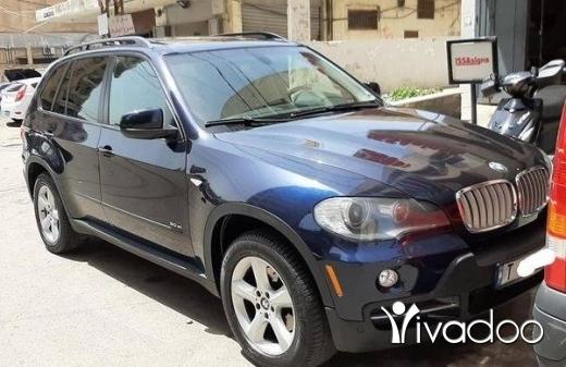 BMW in Tripoli - Bmw X5 2008