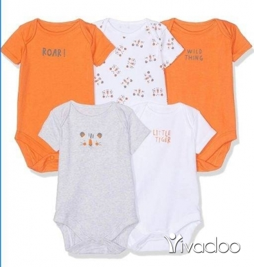 Clothes, Footwear & Accessories in Beirut City -  short sleeve bodysuits