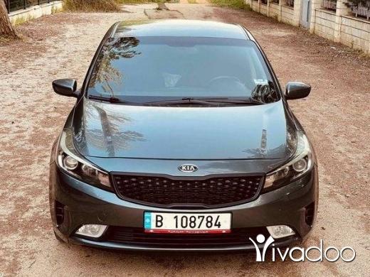 Kia in Chtaura - Kia cerato model 2017 full option اعلى فئه