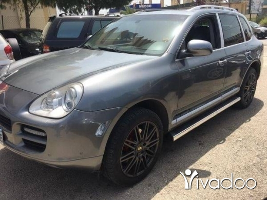 Porsche in Zgharta - Porsche