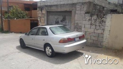 Honda in Tripoli - Honda accored M 2002