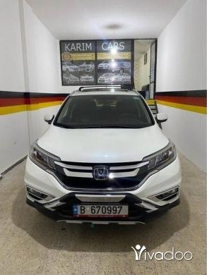 Honda in Minieh - CRV Model 2015 EXL