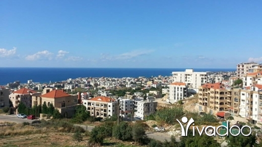 Apartments in Batroun - L01507- Fully Decorated Apartment For Sale In Batroun With Nice Sea View - Cash!